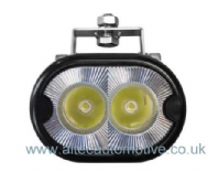 WORKLAMP<BR> 2 x LED <BR>9V - 36V<BR>  ALT/LEDV21-02